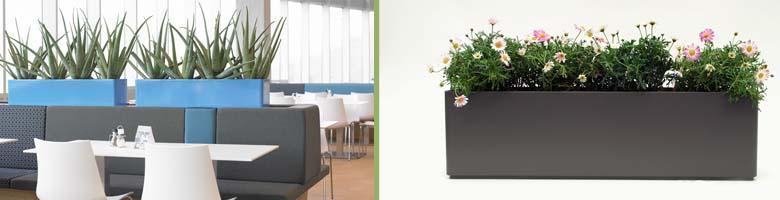 Basic Balkonkästen Tischgefäße Sideboard Gefäße