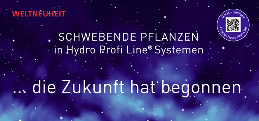 Hydro Profi Line für alle Pflanzen