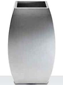 Superline Pflanzgefäße aus Edelstahl